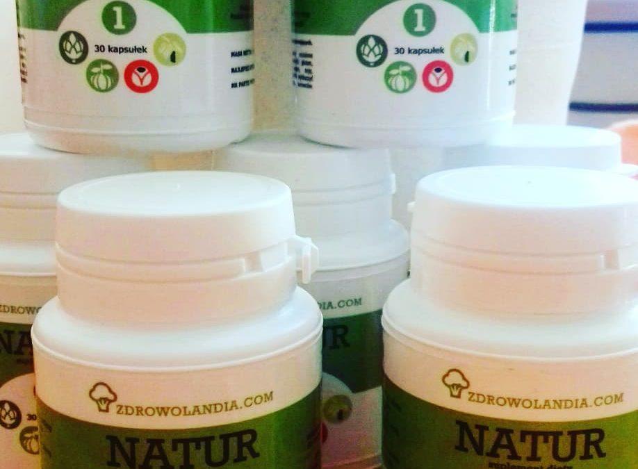 Suplement diety na odchudzanie NATUR